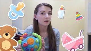 видео Игрушки для 9 месячного ребенка