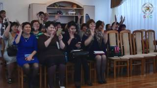 Технология БиС Дошкола  первый республиканский семинар в Шахтинске дс Снегурочка
