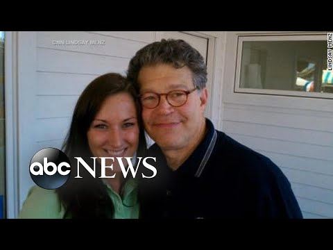 2nd woman accuses Sen. Al Franken of groping