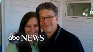 2nd woman accuses Sen. Al Franken of groping