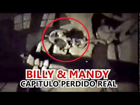 EL CAPITULO PERDIDO DE BILLY Y MANDY: TREPANATION OF THE SKULL AND YOU. (REAL)