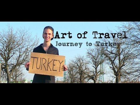 Art of Travel- Journey to Turkey