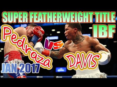 Baltimore's Gervonta Davis wins super featherweight title with third-round ...