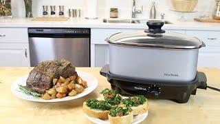 84915 Versatility Slow Cooker