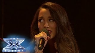 "Alex & Sierra Perform ""Gravity"" - THE X FACTOR USA 2013"