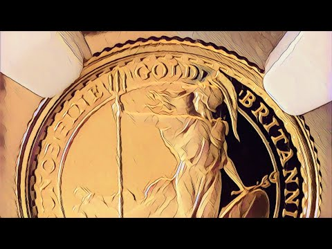 Here's why I bought this 2012 Proof Gold Britannia in glorious 4k