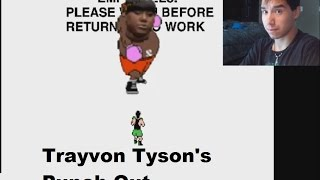 Warning Adult Themes: Punch Out Gone What??!! | Trayvon Tyson's Punchout