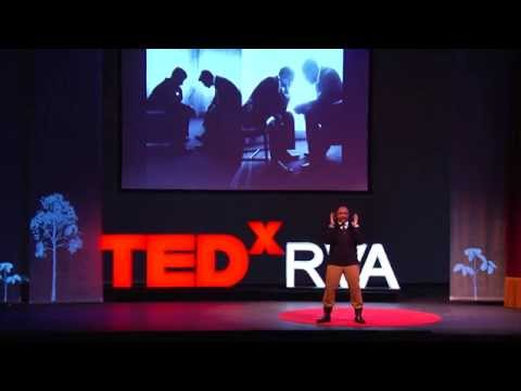 The intersection of pop culture and politics: Mike Muse at TEDxRVA