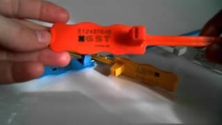 Пластиковая пломба затяжка Постсил