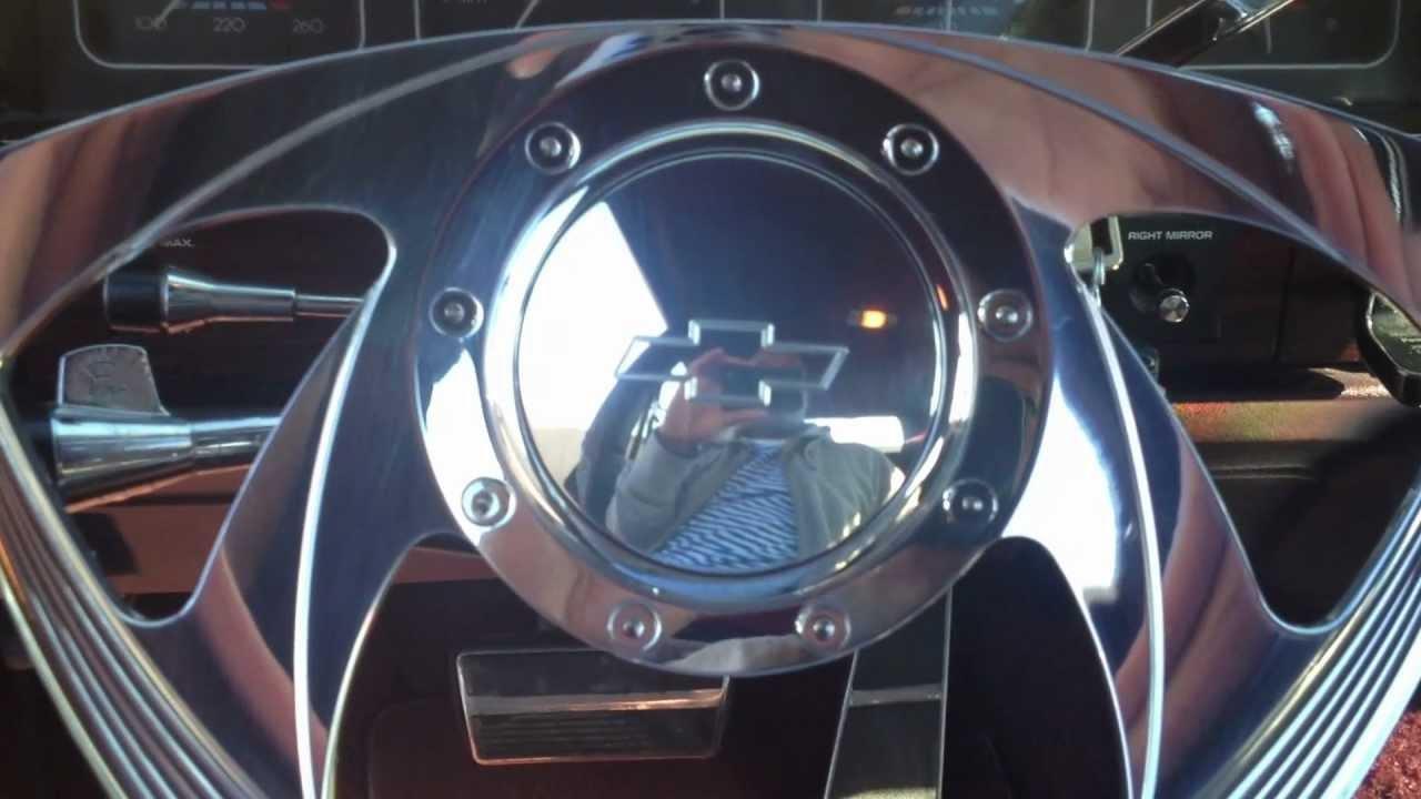 Billet Steering Wheel Youtube