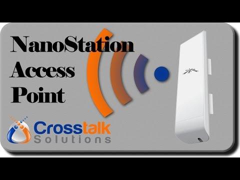 NanoStation Access Point
