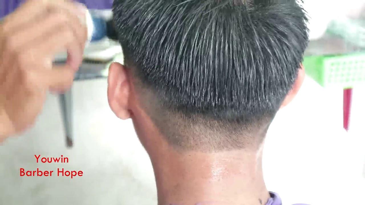 Mandarin Hair Cut Gaya Rambut Mandarin 2018 Youtube