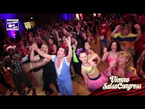 Legendary VSC Bad Taste Party goes funky @ Vienna Salsa Congress 2017