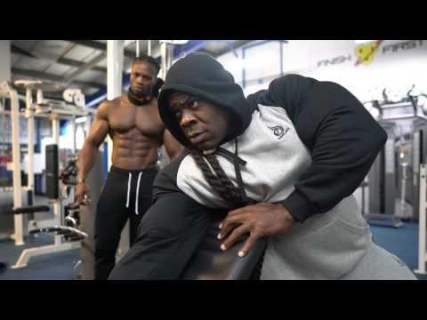 Kai Greene | Mike Rashid | Ulisses MOTIVATION Workout!