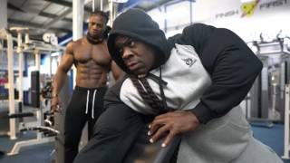 Kai Greene | Mike Rashid | Ulisses -  MOTIVATION Workout!