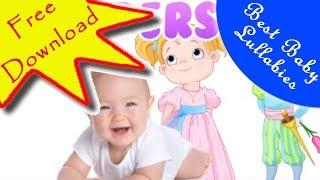 Tubidy Mp3 Download Nursery Rhymes
