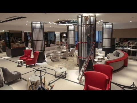 Building the Extraordinary: NH Collection Grand Hotel Krasnapolsky