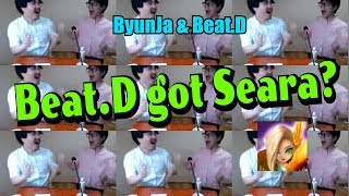 [ENG SUB] ByunJa & Beat.D #2 - He got Seara? | Summoners War