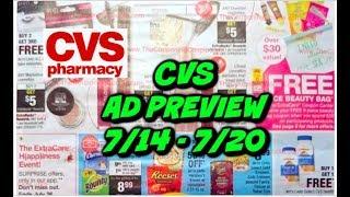 CVS AD PREVIEW (7/14 - 7/20) | DEALS ON SHEA MOISTURE, DIAL, TIDE & MORE!