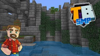 Flowers and The Sewers!- Truly Bedrock SMP Season 2! - Episode 68