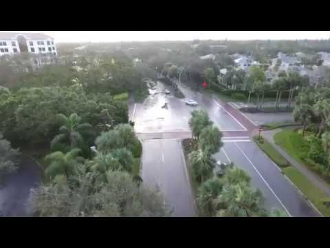 Naples Florida The Day After Hurricane Irma