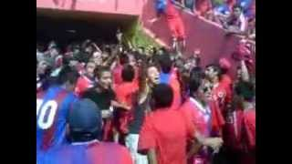 TURBA ROJA EN EL TUNEL FAS VS DRAGON