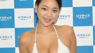 DVD『喜多愛 まなパイ』発売記念イベントが2014年10月13日に行われた。 ...