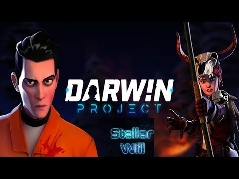 Darwin Project Open Beta (PC) // Bows and Arrows and Fires... OH MY!!!