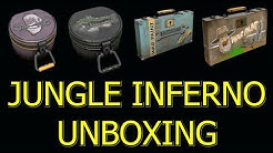 TF2: Unboxing 12 Abominable, Unleash Beast, Infernal Reward, Jungle Jackpot Cases ►Team Fortress 2◄