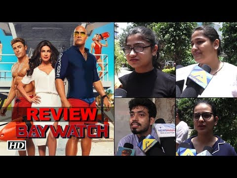 Priyanka's Hotness in 'Baywatch | Public REVIEW