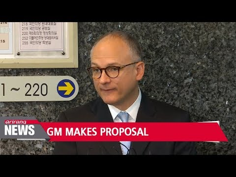 GM proposes to convert US $2.2 bil. debt for equity, in exchange for financial support to...