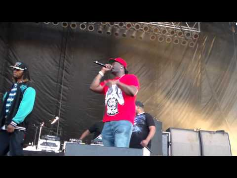 Project Pat    LIVE Memphis in May 2014