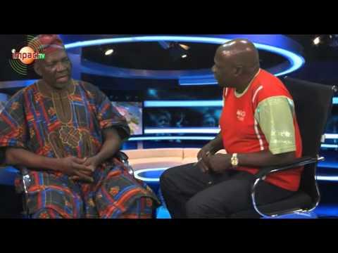 Impact Makers with Femi Mapaderun  Sport Activities in Nigeria