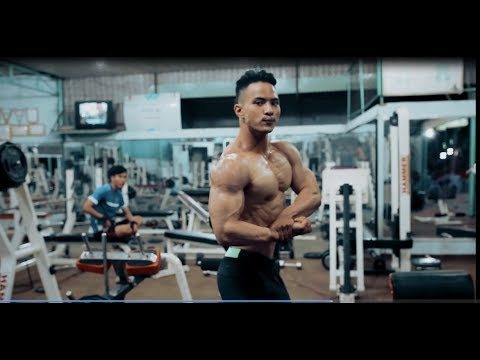 Vietnamese Fitness Model Motivation _ Best Gym Motivation From Vietnam