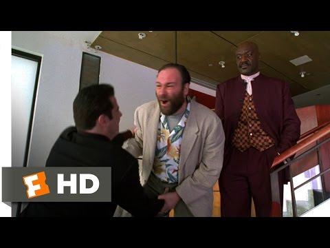 Get Shorty (9/12) Movie CLIP - Testing Bear's Stuntman Skills (1995) HD
