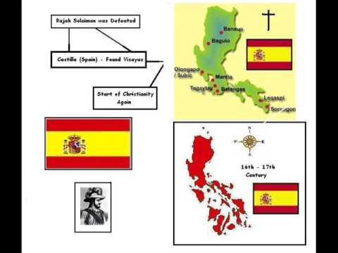 luzon visayas and mindanao history v 1 youtube