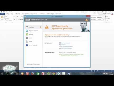 ESET Smart Security 8 Username And Password 2016-2020