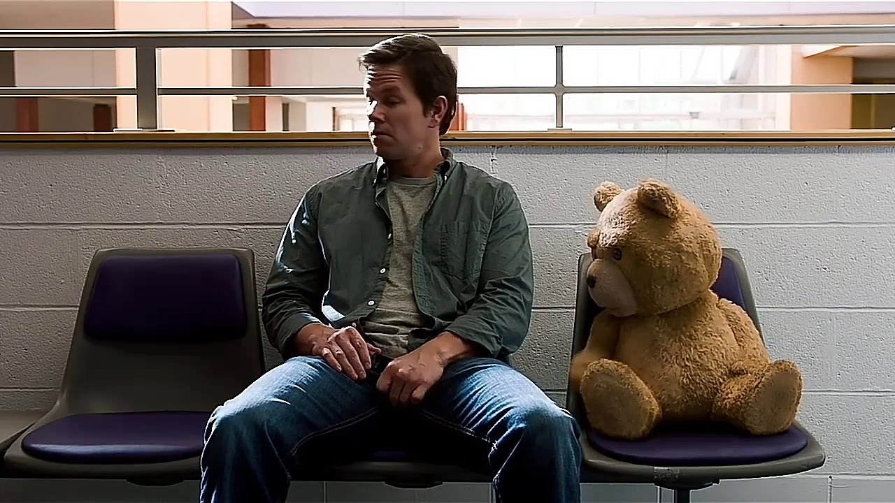 Ted 2 - Cena da Clínica