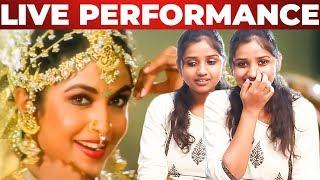 Padaiyappa - Minsara Poove Live Singing by Singing Stars