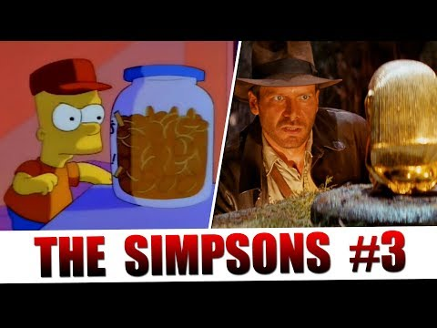 The Simpsons Tribute to Cinema: Part 3
