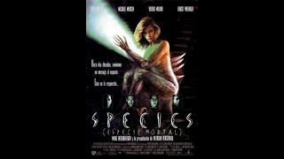 예고편 - 스피시즈, Species, 1995년, 비디…