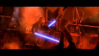 Anakin vs Obi Wan MV Over and Under