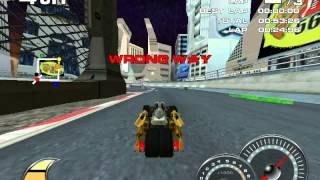 Drome Racers - Unused Arena