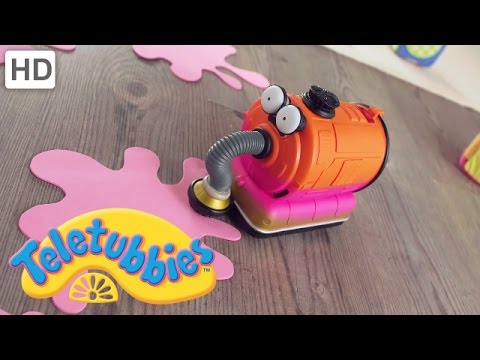 Teletubbies Toys - Drive and Steer Noo-noo! #Sponsored