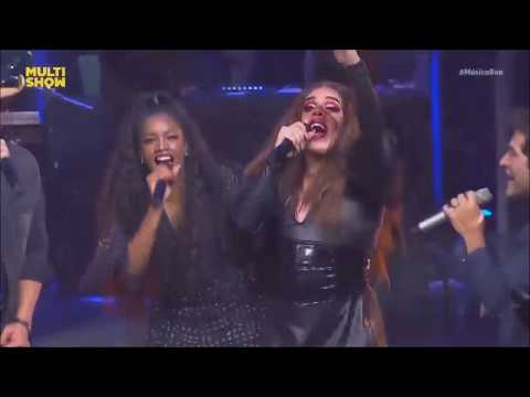 Maria Maria  IZA Gloria Groove Daniel e Fernando e Sorocaba  Música Boa Ao Vivo