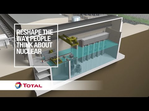 Cutting edge reactors to completely reshape the way people think about nuclear   Sustainable Energy