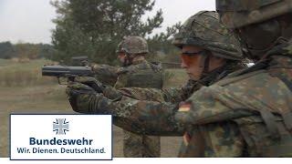 Zwei Anwärter auf dem Weg zum Marineoffizier - Teil 2 - Bundeswehr