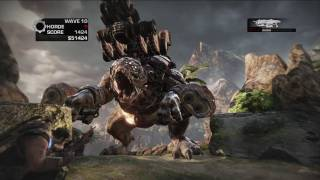 Gears of War 3 - Horde 2.0 Gameplay Tutorial Video HD