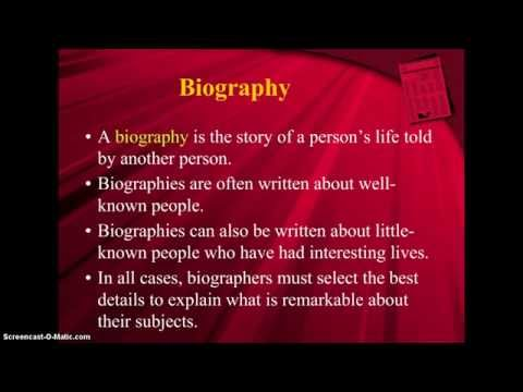 personal essay differs from autobiography and memoir _____ (memoir and the personal essay) do not confuse memoirs with autobiography it differs in that an essay is focused on one specific topic.