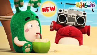 Download Video Oddbods | NEW | Splendid Summer | Funny Cartoons For Children MP3 3GP MP4